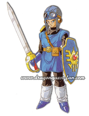Heros Dragon Quest II