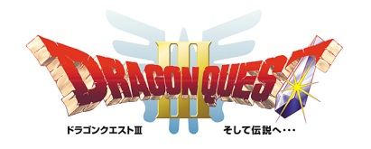 Dragon Quest III logo
