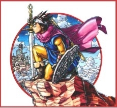 Dragon Quest III Artwork