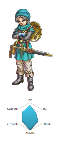 Heros Dragon Quest VI Tommy