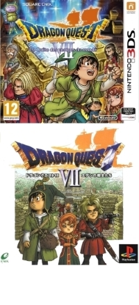 Dragon Quest VII : Warriors of Eden