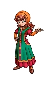 Dragon Quest VII Mirabel