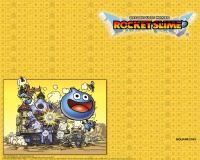 Wallpaper Dragon Quest Shounen Yangus