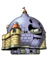 Dragon Quest Heroes Rocket Slime Tank