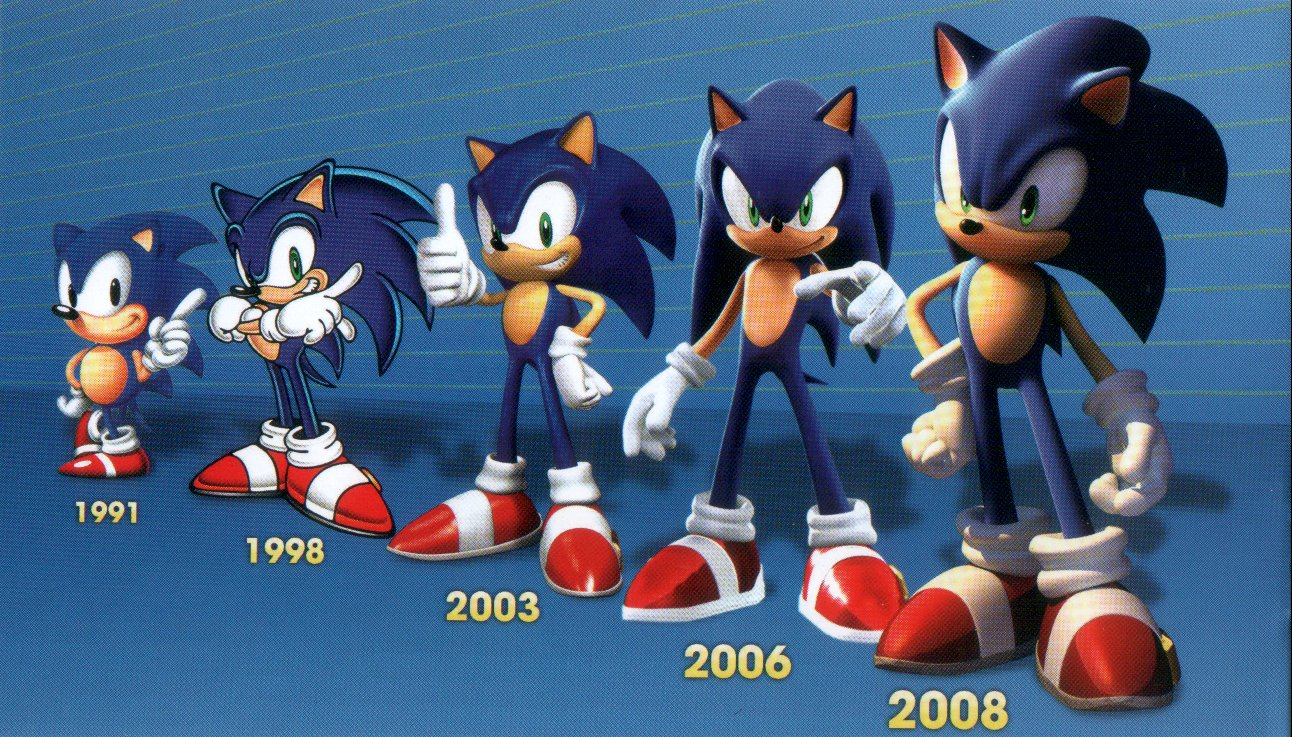 HAPPY BIRTHDAY, SONIC THE HEDGEHOG!