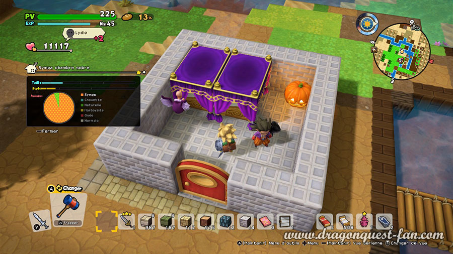 Dragon Quest Builders 2 Sympa