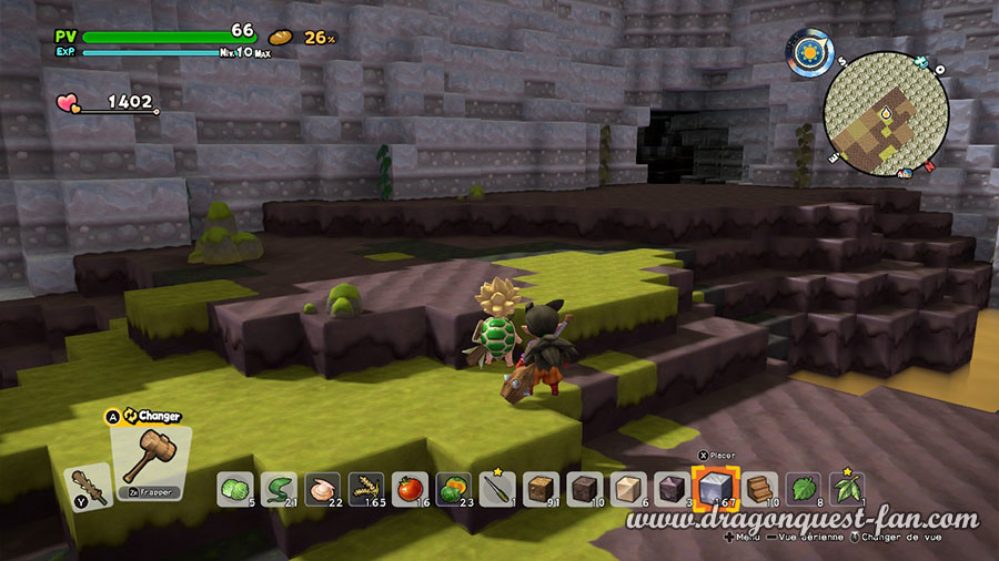 Dragon Quest Builders 2 Vampivorace