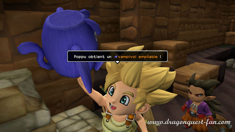 Dragon Quest Builders 2 Vampivolle