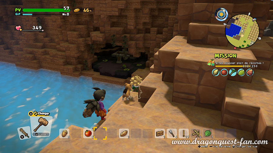 Dragon Quest Builders 2 Enigme Verchamps 3