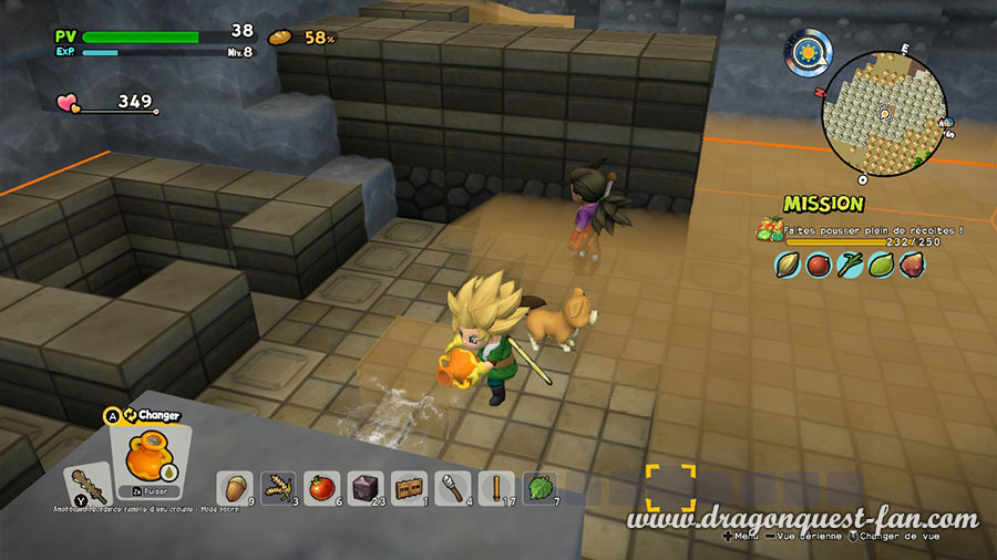 Dragon Quest Builders 2 Enigme Verchamps 7