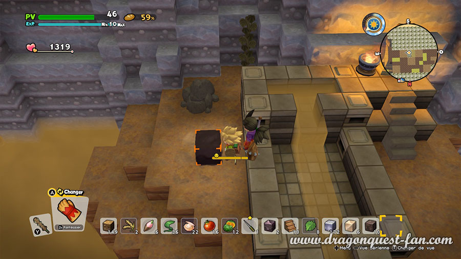 Dragon Quest Builders 2 Enigme Verchamps 9