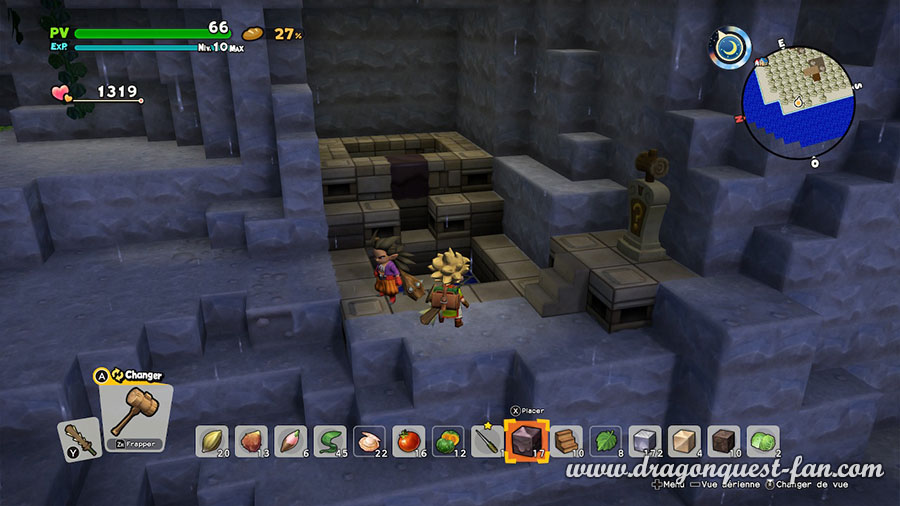 Dragon Quest Builders 2 Enigme Verchamps 10
