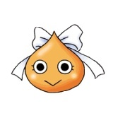 Dragon Quest Slime Mori Mori Princesse