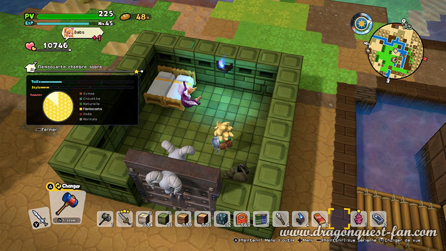 Dragon Quest Builders 2 Flamboyant