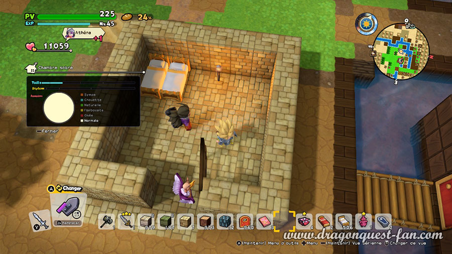 Dragon Quest Builders 2 Normal